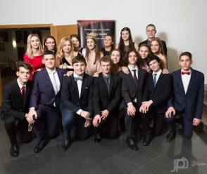 Venček Gymnázia Jána Papánka 2018-1-12