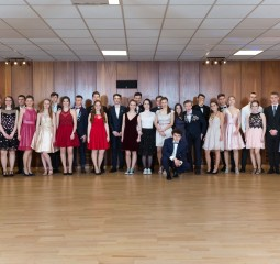 Venček Gymnázia Jura Hronca a Gymnázia na Ul. Ladislava Sáru 2018-3-16